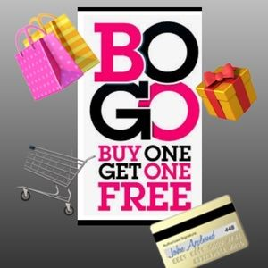 BOGO Sale! See listing for details. Happy poshing!